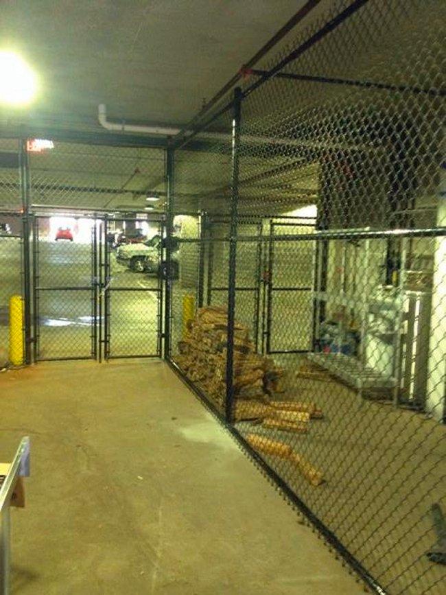 Akridge Commercial Fences